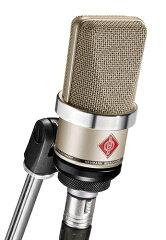 コンパクトながらパーカッション/ドラム/アンプなど音圧ある楽器にも対応!NEUMANN ノイマン / ...
