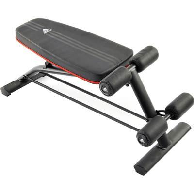 室内トレーニング アディダス アジャスタブルアブボード腹筋台 ADBE 10230