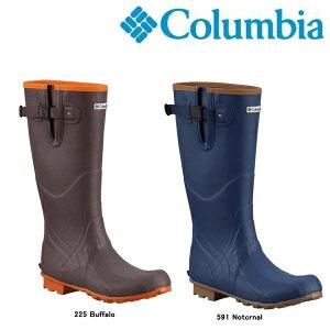 20%OFF【即日発送】コロンビア columbia ラディ 長靴 ロングレインブーツ YU3720 ユニセックス