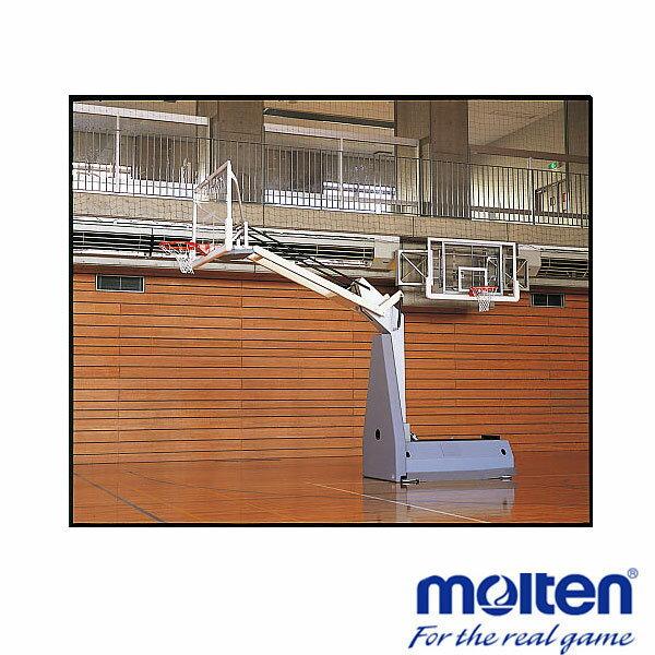 molten モルテン 電動パラレルゴール 電動式バスケットボールゴール ZBGA ※本体・送料はお見積もり