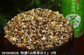 水はけ一番 特選「山野草の土」3号 18L×2袋 【エビネラン・シュンラン】【大型ラン科植物/地生ラン向き】