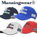 【35%OFF!】 マンシングウェア 【Munsingwear】 メンズ ゴルフキャップ 帽子 AM3256 (メンズ/ゴルフウェア/GOLF CAP/メガクーラーキャップ/涼しい/清涼/父の日ギフト/プレゼント)