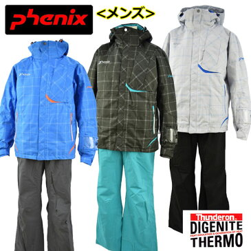【50%OFF!】【送料無料!】 【お買い得!】 フェニックス 【PHENIX】 メンズ スキーウェア 上下セット Glenurquhart Check Two-piece PS4722P30 (スキー用品/男性用/スキースーツ/ツーピース/耐水/暖かい)