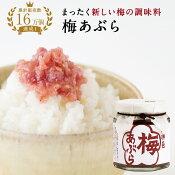 梅干し/梅干/うめぼし/ニッポンの食べる調味料プロジェクト梅あぶら