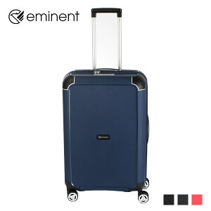 スーツケース キャリーケース キャリーバッグ EMINENT 75-2357 ジェクト Mサイズ 中型 3〜5泊