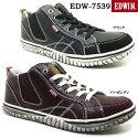 EDWINEDW-7539エドウィンメンズカジュアルシューズ