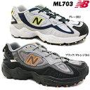 スニーカー メンズ new balance ニューバランス ML703 BA/B