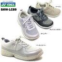 YONEX/ヨネックス パワークッション SHW LC89レディース ウォーキングシューズ コンフォートシューズ 靴 メッシュ ファスナー レースアップ 軽量 快適 歩きやすい 脱ぎやすい 履きやすい 散歩 旅行 女性 婦人