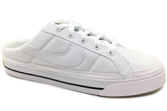 レディース靴, スニーカー  DB3970 100 - WMNS NIKE COURT LEGACY MULE
