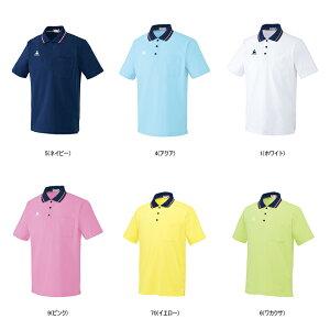 ポロシャツ[男女兼用]UZL3011全6色lecoqsportifルコックスポルティフ介護ユニフォーム介護ウェアケアウェア