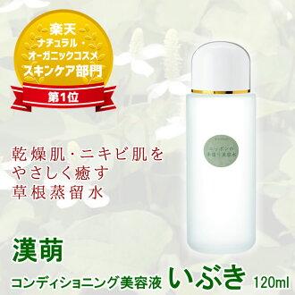 Han MoE ( KANPOO ) Nippon's hand-crafted beauty water Ibuki ( conditioning lotion ) 120 ml