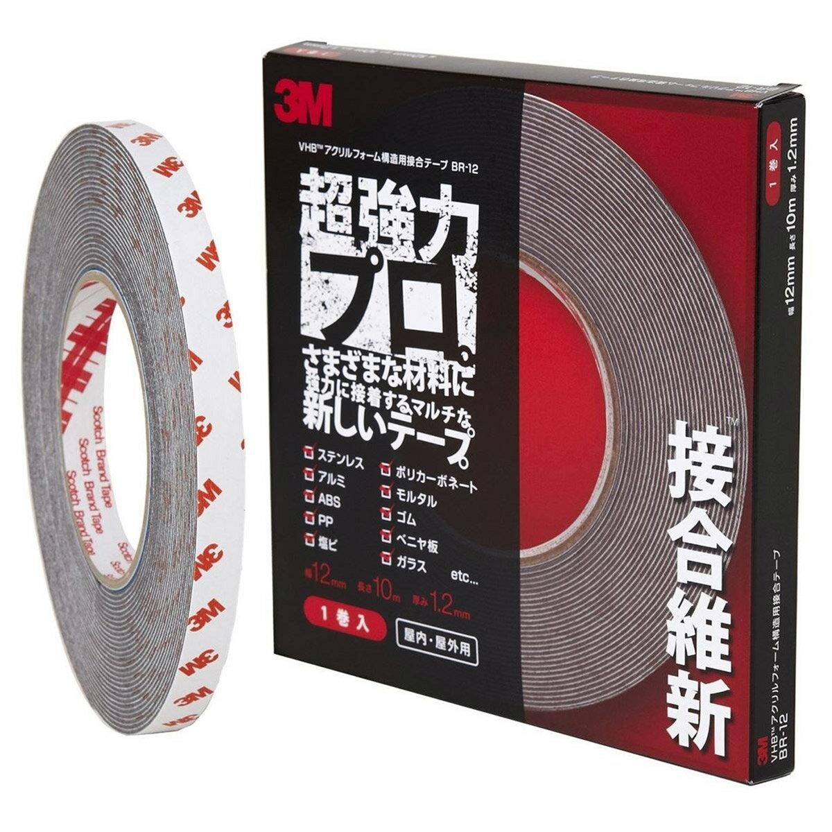 VHB 超強力構造用接合テープ