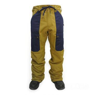 AIRBLASTER(エアブラスター)MEN'S FREEDOMCARGO PANTPuddle/Navy(snowboard)(スノーボード)(スノボ)(ウェアー)(wear)(PANTS)(パンツ)