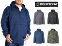 インディペンデント レインジャケット メンズ ナイロン アノラック ジャケット INDEPENDENT Water Resistant Windbreaker Anorak Jacket・・・