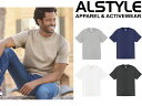 AAA アルスタイルアパレル 6oz Tシャツ