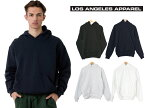 LOS ANGELES APPAREL ロサンゼルスアパレル プルオーバー パーカー ヘビーウェイト メンズ レディース 14oz. Heavy Fleece Hooded Pullover Sweatshirt