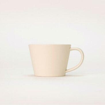【合計5000円以上のご購入で送料無料】 SAKUZAN サクザン コーヒーカップ カップ マグ 美濃焼 ダイニング キッチン おしゃれ シンプル かわいい 嬉しい お祝い ギフト プレゼント クリーム色 SAKUZAN Sara Coffee Cup 238-00012