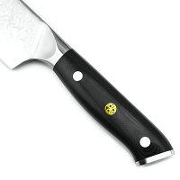 ISSIKIKitchen牛刀包丁ダマスカス包丁20cmVG10ステンレスG10プロ仕様よく切れる