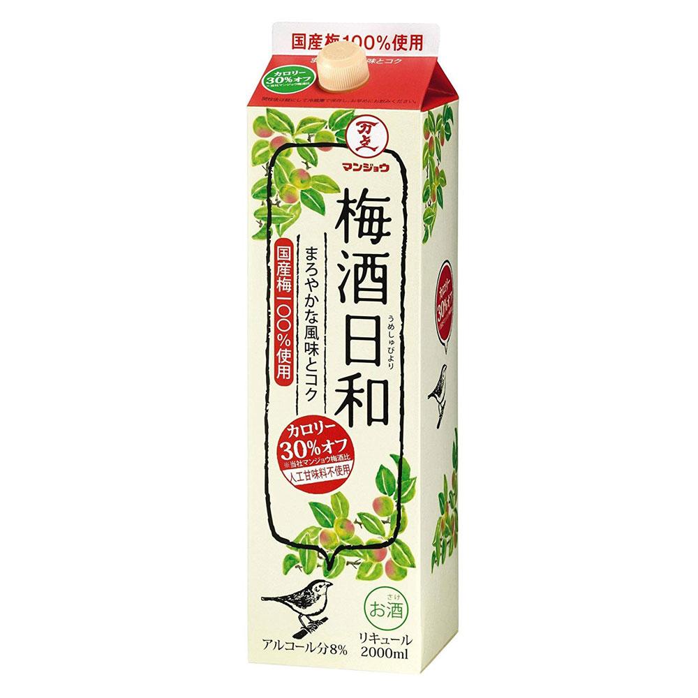 日本酒・焼酎, 梅酒  2000ml 2L 1