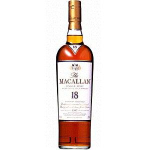[スコッチ] ザ・マッカラン 18年 700ml