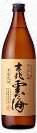 宮崎県 雲海酒造 吉兆 雲海 そば焼酎 900ml×1本