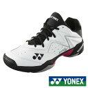 《送料無料》YONEX パワークッション107Dワイド SHT107DW ヨネックス テニスシューズ クレー・砂入...