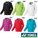 YONEX 31031 中綿Vブレーカー(フィットスタイル)【YONEX ウェア】31031