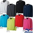 《送料無料》MIZUNO ユニセックス スウェットシャツ(中厚素材) 62JC8001 ミズノ テニス バトミン...