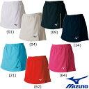 《送料無料》MIZUNO レディース スカート スコート 62JB7204 ミズノ テニス バドミントン ウェア