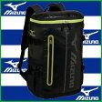 《送料無料》2017年春夏モデル MIZUNO バックパック 63JD7010 09 ブラック バッグ ミズノ リュック