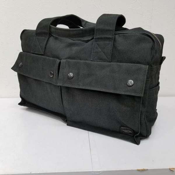 男女兼用バッグ, ボストンバッグ PORTER Traveling Bag SMOKY LUSED10028786
