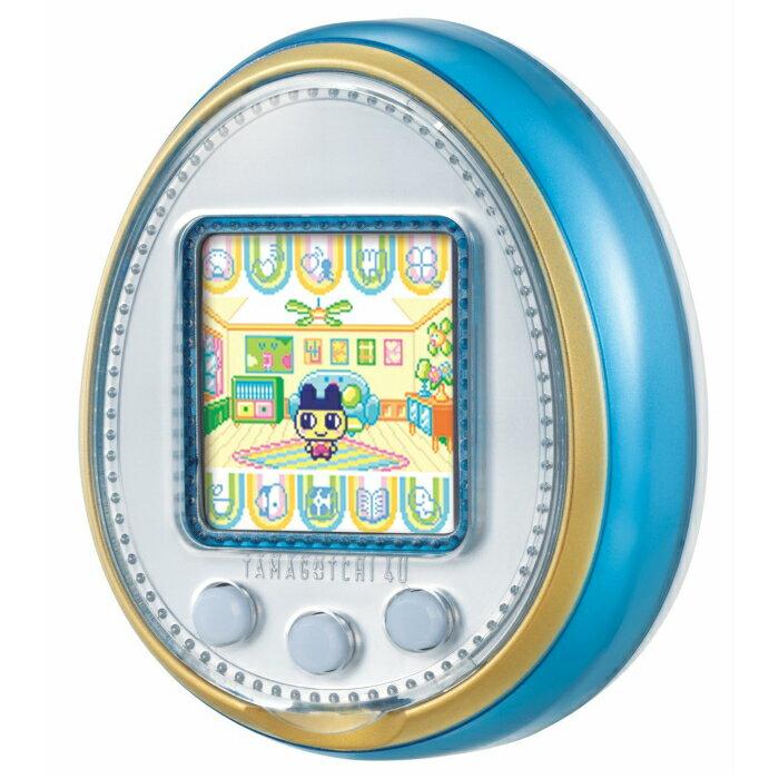 電子玩具・キッズ家電, 電子ペット  TAMAGOTCHI 4U BLUE ()