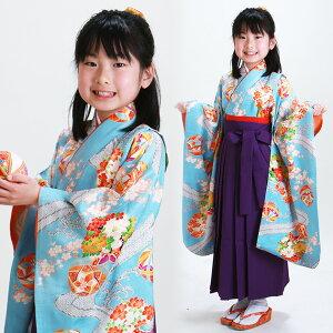 袴 レンタル 5歳/7歳 女の子 七五三 着物セット 七五三着物 5才 7才 七五三 女の子 七五三レン...