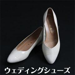 ブライダルシューズ 靴 白 白ハイヒール レンタルシューズ レディースシューズ【ウェディ...