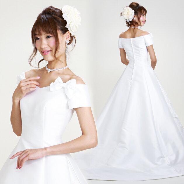 【ウェディングドレス レンタル 5号-7号】【Aライン】ウエディングドレス ドレス 貸衣装 海外挙式 海外ウェディング リモ婚 安い 格安 6101 【送料無料】【fy16REN07】【レンタル】