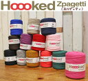 Hoookedシリーズ『Zpagetti《フックドゥ・ズパゲッティ》』素材:コットン92%、そ...