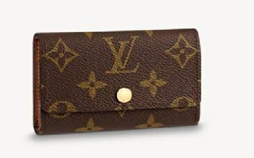 【Fashion coupon】対象ショップ限定1000~30000OFFクーポンプレゼント20日〜21日【ルイヴィトン モノグラム ミュルティクレ6】 LOUIS VUITTON キーケース 6連 M62630【Luxury Brand Selection】