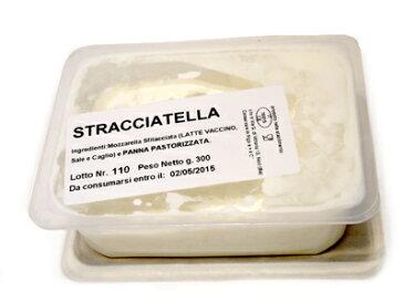フレッシュチーズ ストラッチャテッラ イタリア産 300g