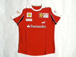 本物です。フェラーリ,アロンソ用のF1グッズレースのシャツフェラーリ シャツ グッズF1ドライバ...