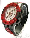 サッカーチームの腕時計を直接イタリアから取り寄せました。サッカー 時計,ACミランの腕時計は...