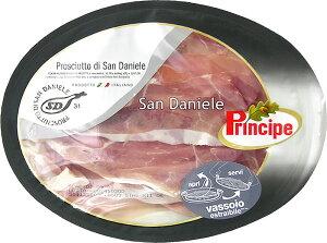 サンダニエーレ産生ハム14ヶ月以上熟成 スライス 80g (プリンチペ) Prosciutto crudo di San Daniele affettatiPrincipe【KOBE】5P23aprkaimawari