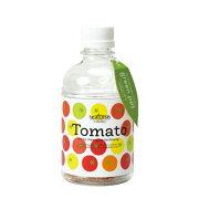 """【送料無料】ミニトマト【窓辺で育てる栽培セット""""育てるグリーンペットベジ""""1個】(1個のサイズ/高さ14.5cm・直径6.9cm)用意するのは水だけ!セパレート型のペットボトルで、土を使わないで野菜を育てる水耕栽培セットです。プレゼントギフトにも!"""