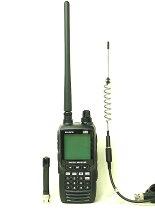広帯域受信機(マルチバンドレシーバー)デジタル受信&アナログモード受信AORAR-DV10(送料無料)