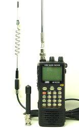 広帯域受信機(ワイドバンドレシーバー)AR8200MK3車内アンテナ付