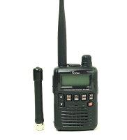 【送料・代引手数料無料】広帯域受信機(ワイドバンドレシーバー)アイコムIC-R6