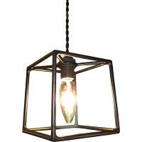ペンダントライトロートアイアン製1灯|おしゃれ照明部屋レトロモダン和室リビングアンティーク照明器具ペンダントライト天井照明ライト可愛いペンダントかわいい