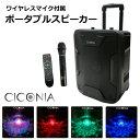 【送料無料】CICONIA ポータブルスピーカー TY-18...