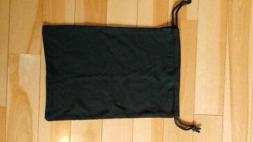 【お受験スリッパ 袋】スリッパの携帯袋 黒 おしゃれ ルームシューズ   ギフト プレゼント