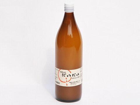 だいだい果汁 100% 国産 ストレート 業務用 900ml ポン酢 原料 無添加 和歌山産 家庭用 調味料 伊藤農園 橙 ダイダイ