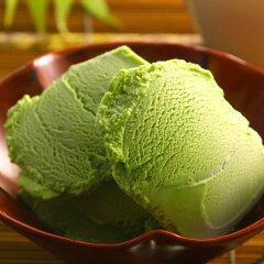 [冷凍]宇治抹茶アイスクリーム6個入り【ご注文後の変更・キャンセル不可】§お歳暮ギフトにアイス…